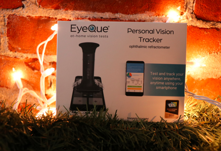 Special Features of Eyeque