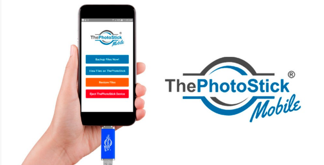 The Procedure of Backing Photos and Videos