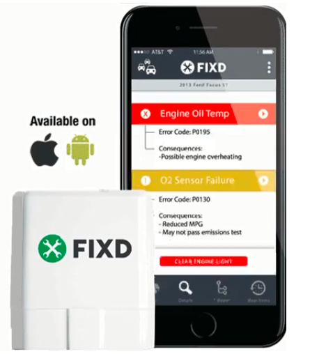 What Apps Work With Fixd?