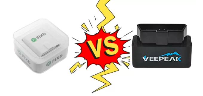 Fixd VS Veepeak: What is The Difference
