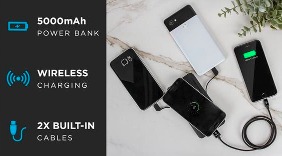 What Are the Special Features of Chargehubgo+ Power Bank