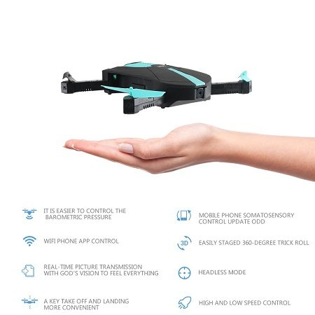 How to Set Up Drone X?