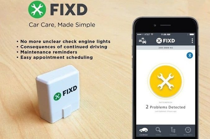 Overview Of FIXD